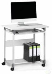 Durable Zit-sta-bureau SYSTEM 75 FH 379610 (b x h x d) 750 x 770 x 534 mm Grijs