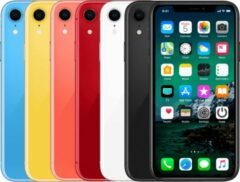 Apple Refurbished Apple iPhone Xr - 64 GB - Blauw - Refurbished door leapp - A-grade