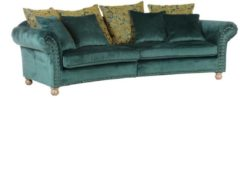 Big Sofa Boston Ludwig Gutmann Petrol