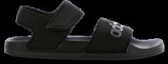 Adidas Performance Adilette Sandal waterschoenen zwart/grijs