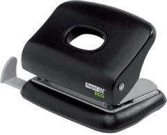 Bruna Perforator Rapid Eco 2-gaats 20vel zwart