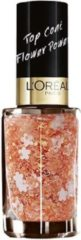 L'Oréal Paris L'Oréal Paris Color Riche Le Vernis - 936 Coachelala - Oranje - Nagellak Topcoat