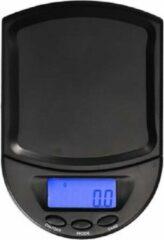 Zwarte Perel DIGITALE MINI PRECISIEWEEGSCHAAL - 500 g / 0.1 g