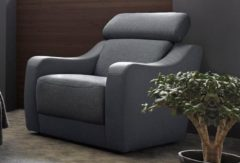 Gala Collezione Sessel, inklusive Rückenverstellung