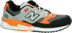 Oranje New Balance W 530 - Sneaker laag - Dames - PSC Grey/Orange - 40.5
