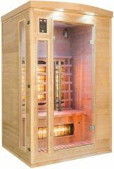 Maison Home Maison's Sauna - Sauna - Infrarood sauna - 2 Persoons - 190x120x105cm