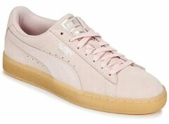 Roze Sneakers Suede Classic Bubble Wn's by Puma