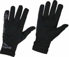 Rogelli Touch Running Gloves Dames Sporthandschoenen - Vrouwen - zwart