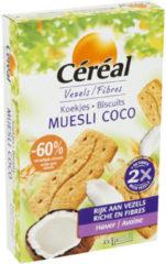 Cereal Céréal Koekjes Muesli/cocos (200g)