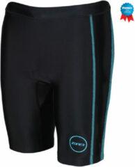 Turquoise Zone3 Women's Activate Tri Shorts - Korte triatlonbroeken