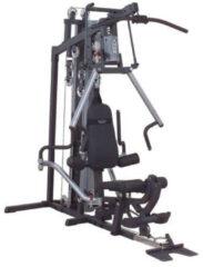 Grijze Home Gym Body-Solid - Bi-angular Multi-functionele G6B