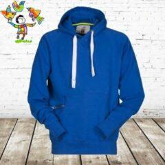 Blauwe Payper Hoodie Basic kleding Unisex Sweater Maat XS