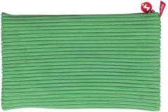 Groene Zipit Zip-It laptoptas voor 13,3 inch laptops appelgroen