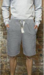 Awdis Grijze campus shorts voor heren L