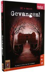 999 Games actiespel Adventure by Book: Gevangen!
