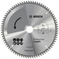 Bosch cirkelzaagblad precision T80 250 x 2 x 30mm