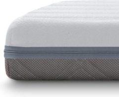 Witte Snoozzz Pocketvering Babymatras - Ledikantmatras 120 x 60 cm - Matras met afzonderlijk verpakte pocketveren voor uitstekende ventilatie en comfort.