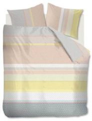Gele Beddinghouse Dolly - Dekbedovertrek - Lits-jumeaux - 240x200/220 cm + 2 kussenslopen 60x70 cm - Yellow