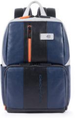 Blauwe Piquadro Urban Computer Backpack 14'' Blue/Grey