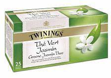 Twinings groen jasmine 25 Stuks