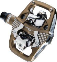 Look - X-Track En-Rage Plus - Klikpedalen maat 500 g grijs/bruin/zwart