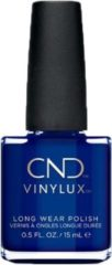 Blauwe CND - Colour - Vinylux - Blue Moon #282 - 15 ml