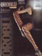 Oroblu Fantasy Panty Denier 20 - grijs/paars - Maat M