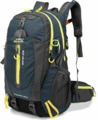 Merkloos / Sans marque Backpack - Hwyanfeng Keep Walking - Blauw - 40 Liter Rugzak