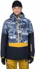 Picture Organic Clothing Picture M Anton Jacket Blauw dessin L