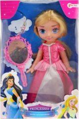 Toitoys Toi-toys Prinses Met Accesoires 28 Cm 3-delig Roze