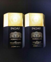 Inoar/Ghair Inoar Moroccan keratine behandeling ( Complete behandeling | 2 x 250 ML)