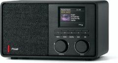 Zwarte Pinell - Supersound 201 - Tafel radio - DAB+ - Internetradio