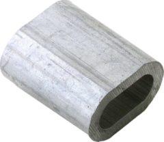 Dulimex DX Staaldraadklem aluminium 430-20al