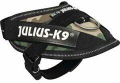 Zilveren Wereld Bekende Julius K9 - Idc Powertuig Voor Tekstlabels Camouflage Maat: Baby1