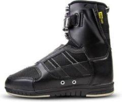 Blauwe Jobe Drift Sneakers Zwart