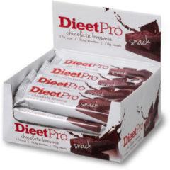Dieet Pro Snack choco brownie 50 gram 16x50 Gram