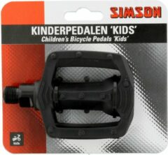 Simson Pedalen Set Basic 9/16 Inch Zwart