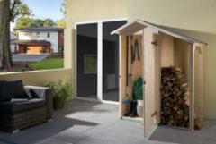 WEKA | Tuin- terraskast 351A | 142x85 cm
