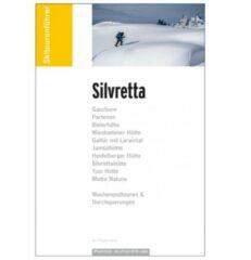Panico Alpinverlag - Skiführer Silvretta Inkl. Gps-Tracks - Skitourgidsen 2. Auflage 2018