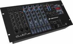 Zwarte JB Systems JB-Systems CLUB-7USB - DJ mengtafel