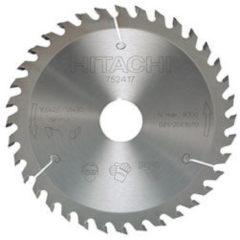 Zilveren Hitachi Hita Cirkelzaagblad HM 216mm / 36Tand