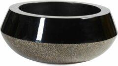 Zwarte Plantinum Bordo Bowl Black