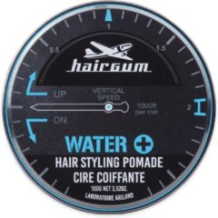 HAIRGUM WATER+ HAIR STYLING POMADE - 2 STUKS