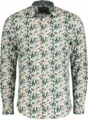 Colours & Sons Overhemd - Modern Fit - Groen - L