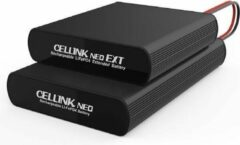 Zwarte Cellink Neo Ext 7 6600mAh extension battery pack