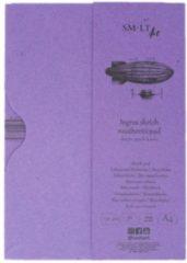Witte SMLT Papiermap Ingres A4 130gr 30 vel