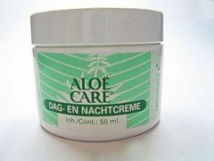 Cruydhof Aloë Care Dag & Nacht - 50 ml - Dagcrème
