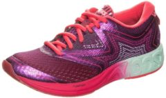 Gel-Noosa FF Laufschuh Damen Asics prune / glacier sea / rouge red
