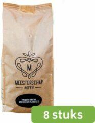 Meesterschap koffie Meesterschap | Fresh Brew | Medium roast | Zak 8 x 1 kg