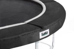 Antraciet-grijze Top Twence Salta Trampoline Beschermrand 251 cm Antraciet - Trampoline Beschermrand